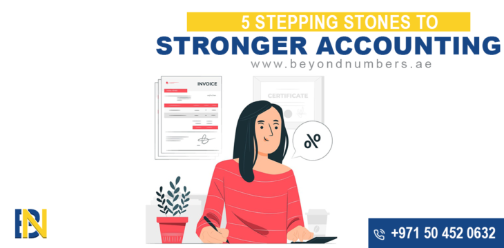 5 Stepping Stones to Stronger Accounting