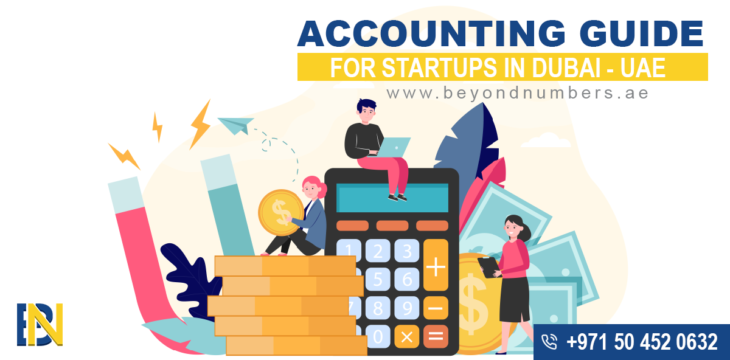Accounting Guide for Startup in Dubai - UAE