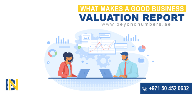 What Makes a Good Business Valuation Report