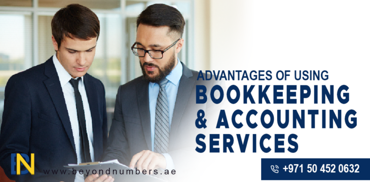 Advantages of using Bookkeeping and Accounting Services