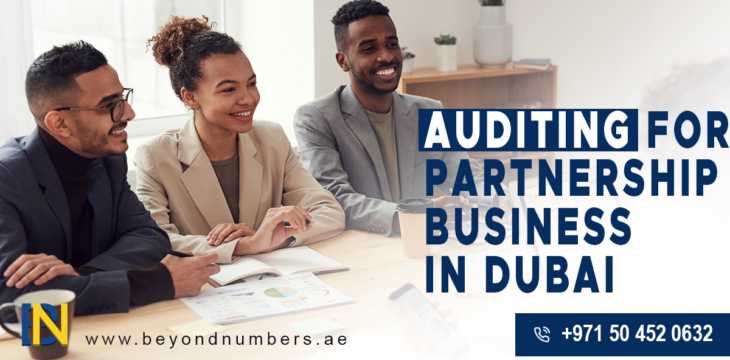 Auditing for Partnership Business in Dubai
